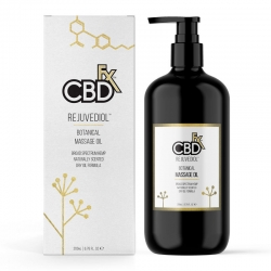 CBDfx Massage Oil (200ml)