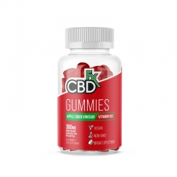 CBDfx Gummies - Apple Cider...