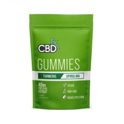 CBDfx Gummies - Turmeric &...