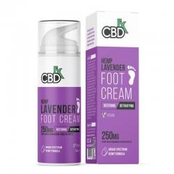 CBDfx Lavender Foot Cream...