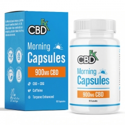 CBDfx Morning Capsules (Jar...