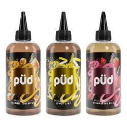 PUD 200ml Shortfill