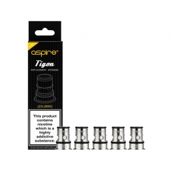 Aspire Tigon Coils (5-Pack)