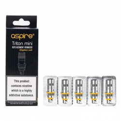 Aspire Triton Mini 1.8 ohm...