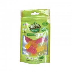 SunState Vegan CBD Gummy...