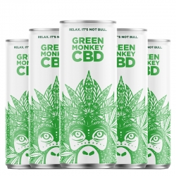 Green Monkey CBD Drink 250ml