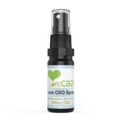 Love CBD 20ml MCT Oil Spray...