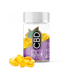 CBDfx Gel Capsules (Jar of 30)
