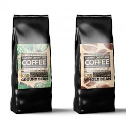 CBD Infused Coffee - 100g...